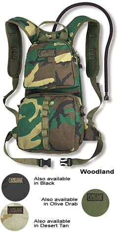 CAMELBAK THERMOBAK 3.0L INSULATED TACTICAL HYDRATION CARRIER PACK LOW PROFILE
